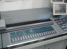 数値管理による安定した印刷基準