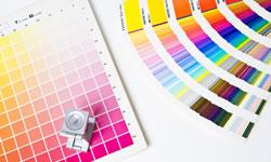 限りなく見たままの色校正技術